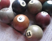 Set of Small Billiard Balls