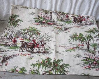 Vintage Valance Fabric
