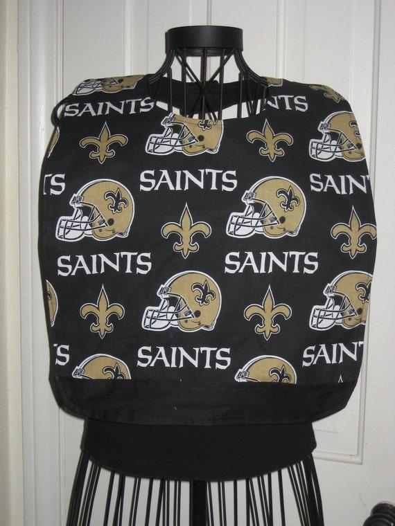 New Orleans Saints Adult Bib  item 591