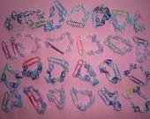 Rubber Band Bracelets (choose any 2)