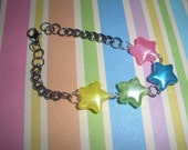 Wish on the Stars Charm Bracelet.