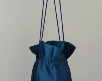 Japanese Indigo Dye Purse