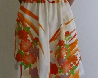 Furisode Kimono Skirt