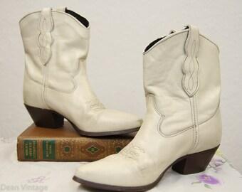 Laredo Steel Toe Boots - Made in USA