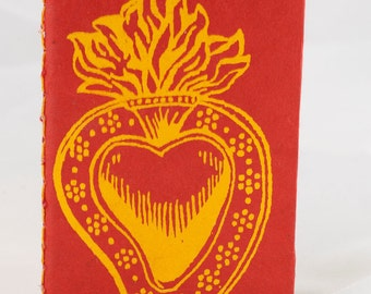 sacred heart notebook