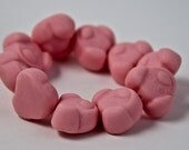 Last in stock - clearance price - 25% off - Percy pig stretch bracelet