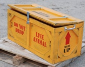 Toy box crate furniture animal crates