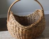 Beautiful Old Egg Basket