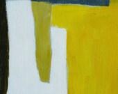 Small Original Abstract Painting Rumination 14