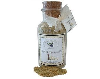 Garlic & Peppercorn Rub Glass