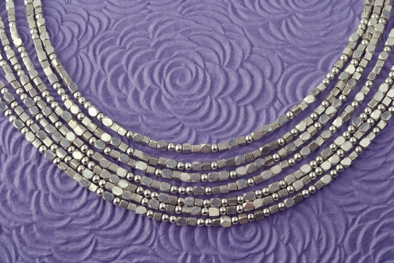 Sterling Strand Bracelet