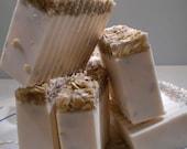 WHOLESALE Loaf of Premium Handmade Soap-Honey Organic Oatmeal Loaf