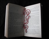 Red wire bookmark