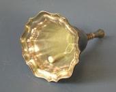 Vintage Avon Silverplate Hand Bell