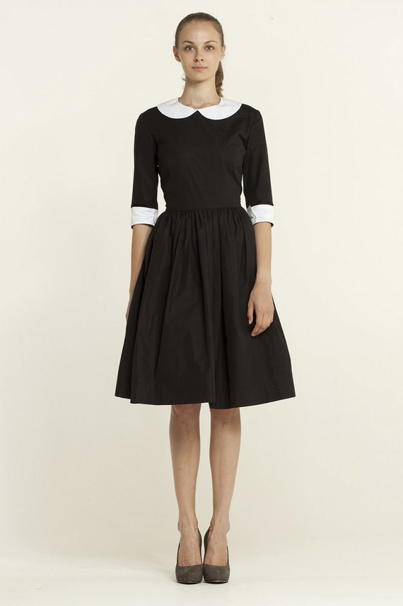 MODEST LITTLE BLACK DRESS - Nasha Bendes