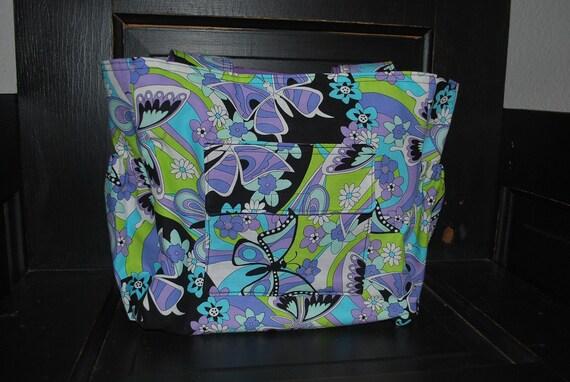 """Butterfly """"The Julie"""" Diaper Bag Set"""