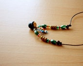 Pot of Gold Necklace - Miniature Artwork