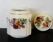 English Tea Box, Biscuit Jar, Windsor