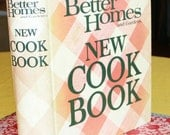 "Vintage Kitsch ""New cook Book"" by Better Homes & Gardens"