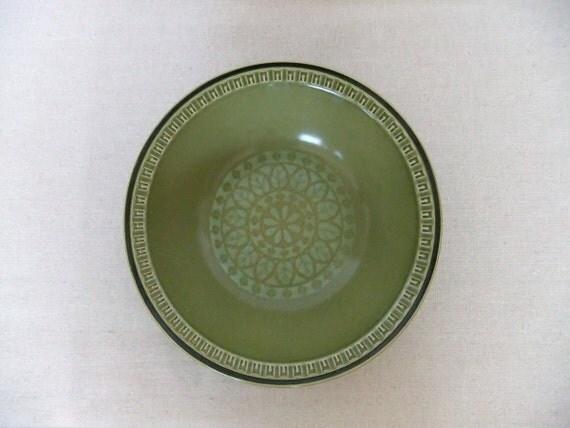 RESERVED Vintage Suzuka Stone Coronado Serving Bowl