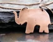 Alabama inspired Little Al Copper Elephant