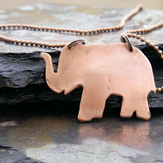 Alabama inspired Little Al Copper Elephant