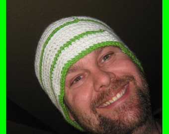 Striped Beanies- Made to Order