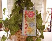 Garden Stake Banner
