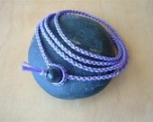Hue - Knotted Wrap Bracelet