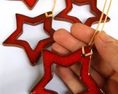 CYBER MONDAY DISCOUNT Star Ornaments For Christmas Decoration Ornaments Gift Tag