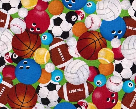 sports balls print