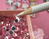 10 Pcs  Magic Rhinestone Pencil--Point drill Rhinestones pen