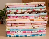 "10 Pieces Baby Cotton Cloth  -DIY Cloth Art Manual Cloth Set 8 x8Inches "" Each (20 x 20CM)"