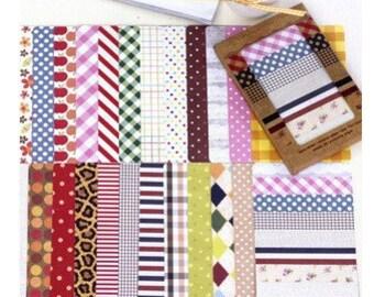 2 Sets Korea DIY diary adornment stickers set