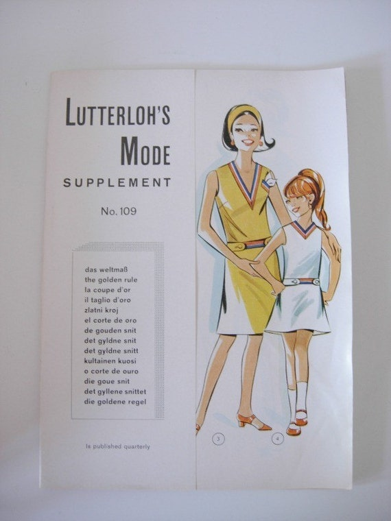 Lutterloh Supplement 109