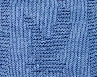 Knitting  Cloth Pattern  -  EAGLE - PDF