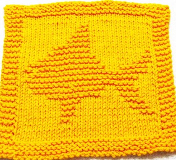 Knit Fish Pattern : Knitting Cloth Pattern FISH PDF