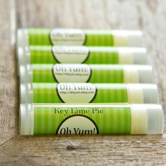 Key Lime Pie Lip Balm