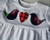 Love Bird Dress - You Choose Dress Color