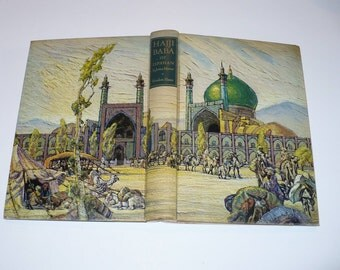 HaJJi Baba of Ispahan, Persian Story, 1937, Books, Literature & Fiction, Literary Fiction, Tales, Myths, Romance Stories