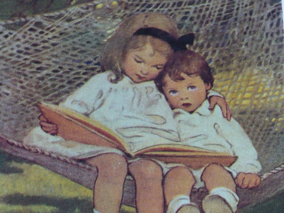 Jessie Willcox Smith, A Child's Book of Stories Author Skinner
