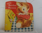 RESERVED FOR KANAE         Little Buster Bunny Children's Book