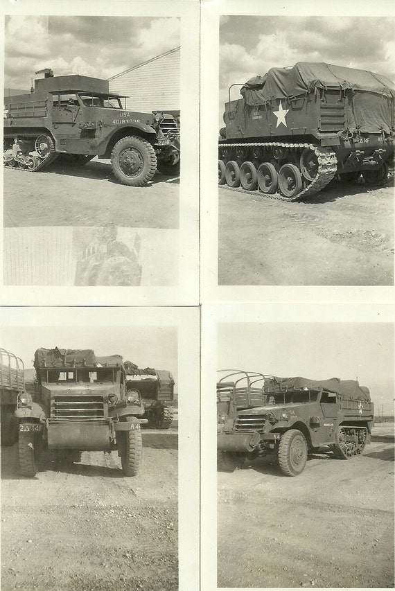 1940s Photos, WWII Military Tanks and Guns