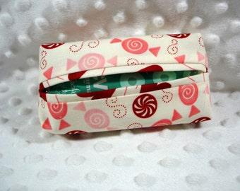Pocket Size Tissue Case Holder Cozy Cover