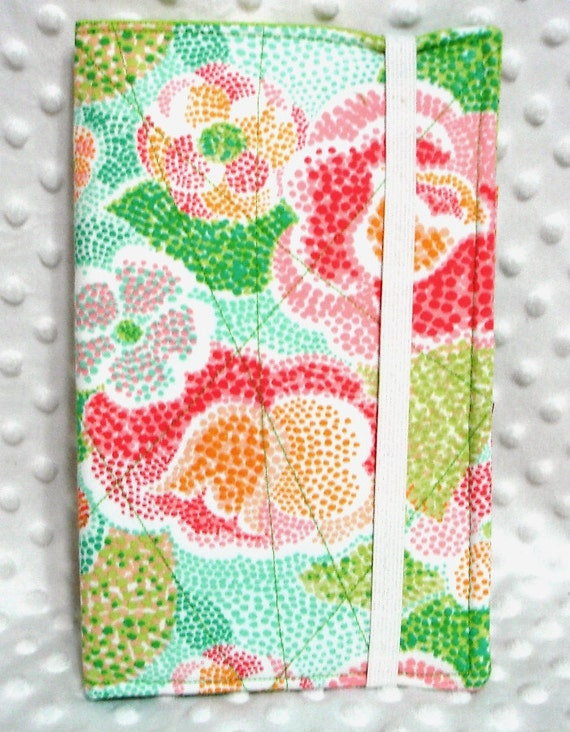 List Taker Organizer Coupon Holder Notepad Clutch