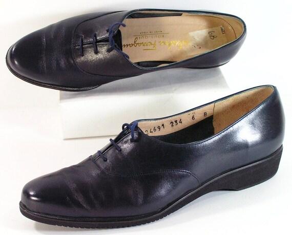 Vintage Ferragamo Womens Shoes