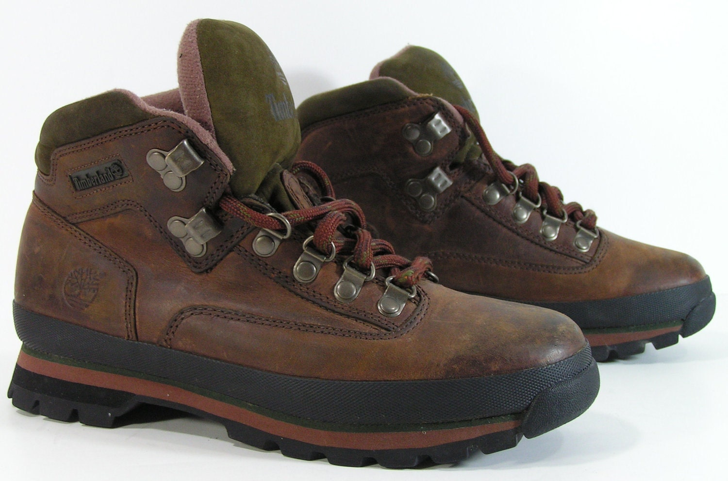 Excellent Timberland Eurohiker Hiking Boots (For Women) 2289M - Save 40%