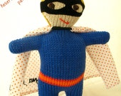 "Superhero doll- ""Super Fran"""