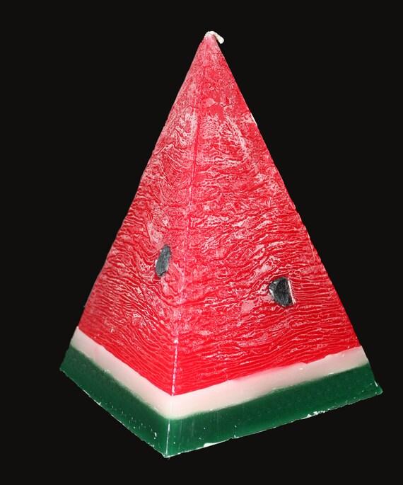 Citronella Watermelon Patio Candle  SALE