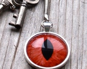 Red Evil Eye Key-Chain